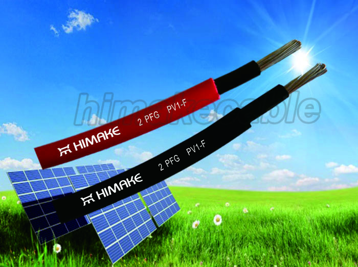 solar cable single core