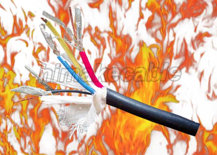 multi core LSZH fire resistant cable