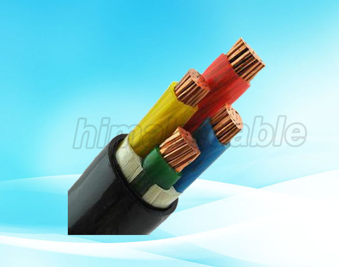 Copper conductor XLPE insulated PVC construction power cable - China ...