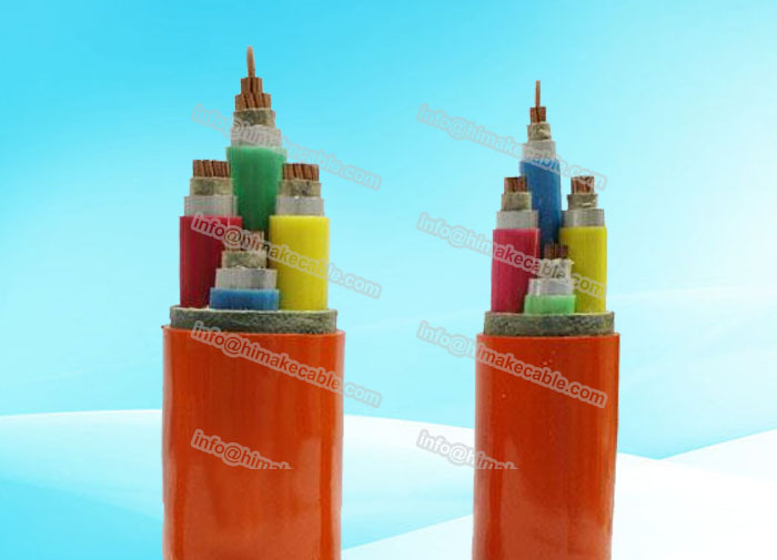 X-90 fire rated cable