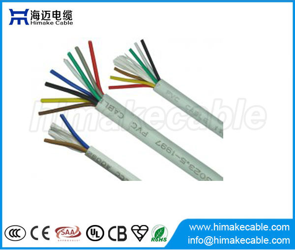 unshielded security cable