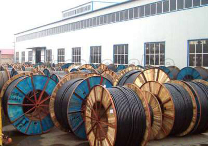 Power cable stock
