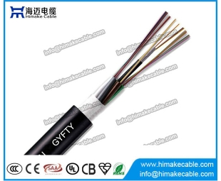 2-228 cores Dielectric Loose Tube Stranding Cable GYFTY