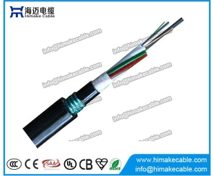 2-228 cores Loose Tube Stranding Armored Cable GYTY53