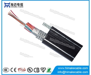 Aerial Self-supporting (figure 8) incity communication cable HYAC