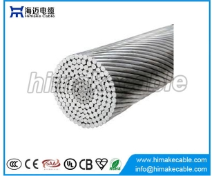 Bare conductor AACSR Aerial Cable Aluminum Alloy Conductor Steel Reinforced Conductor