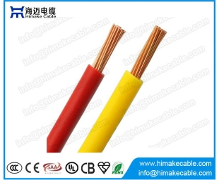 China copper conductor elektrik cable with top class quality