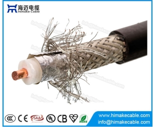 China manufacturer RG8 coaxial cable for CCTV CATV