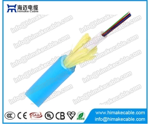 E-glass strength central loose tube Indoor and Outdoor Optical Cable (GJFXTKV)