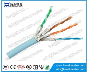FTP Cat6a cable BC conductor