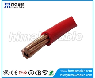 Flame retardant single core PVC insulated electric wire cable 300/500V 450/750V