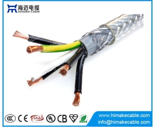 High quality SY PVC Control Flexible Cable 300/500V made in China
