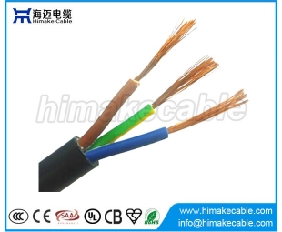 LSZH  insulated and sheathed Flexible Electrical Wire Cable 300/500V