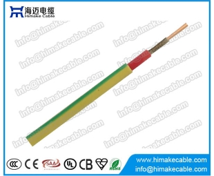 LSZH insulated and sheathed fire rated Electrical Wire Cable 450/750V