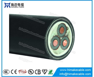 MV Copper  XLPE insulated Power Cable with voltage 3.6/6KV to 26/35KV