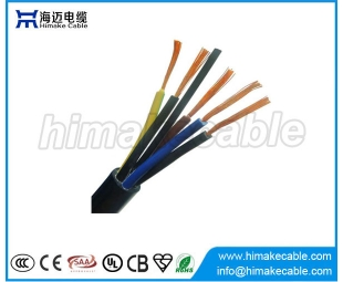 Rubber insulated and sheathed  cable H05RR-F 300/500V