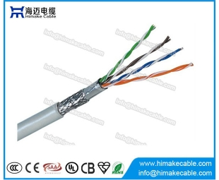 SFTP Cat5e cable CCA BC conductor