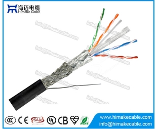 SFTP Cat6 cable CCA BC conductor