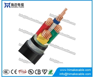 Steel tape armored PVC insulated Power Cable 0.6/1KV