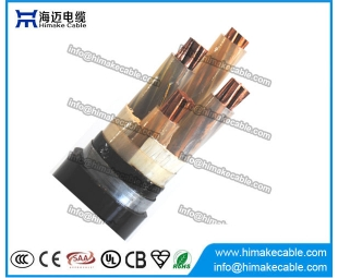 Steel tape armored XLPE insulated Power Cable 0.6/1KV