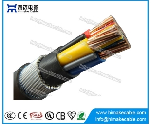 Steel wire armored LSZH Power Cable 0.6/1KV