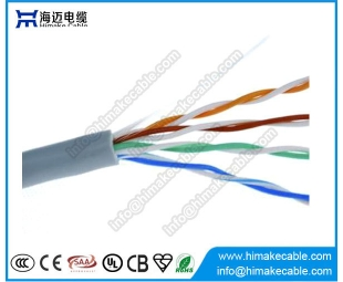 UTP Cat5 cable CCA BC conductor