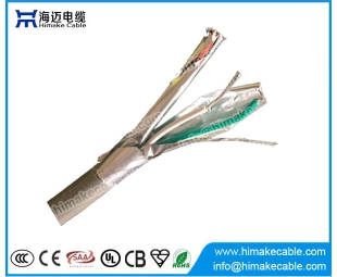 Unshielded or shielded instrumentation cable 300/500V