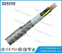 China AS/NZS shielded PVC Control Cable 0.6/1KV factory