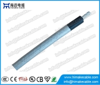 China AWM 3640 Silicone rubber insulation wire factory
