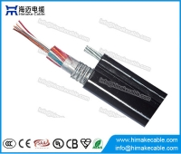 China Aerial Self-supporting (figure 8) incity communication cable HYAC factory