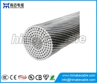 China Bare conductor AACSR Aerial Cable Aluminum Alloy Conductor Steel Reinforced Conductor factory
