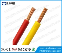 La fábrica de China Cable de cobre elektrik de China con calidad de primera clase