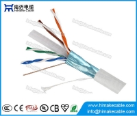 China Digital signal cable LAN cable Cat. 6 for Networking factory