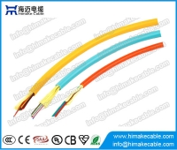 China Distribution Tight Buffer Optical Cable GJFJV factory