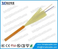 China Duplex Round Indoor Optical Cable (DRC) factory