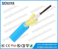 China E-glass strength central loose tube Indoor and Outdoor Optical Cable (GJFXTKV) factory