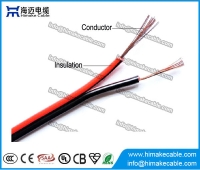 China Flexible Parallel Figure 8 Cable 300/300V factory