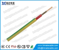 China LSZH insulated and sheathed fire rated Electrical Wire Cable 450/750V factory