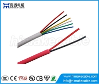 China Low voltage Unshielded Security Alarm Cable factory