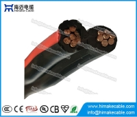 China PVC Aerial cable Parallel Webbed Figure 8 Cable 0.6/1KV factory
