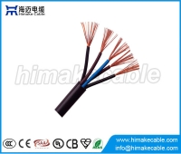 China PVC insulated YY Control Cable 450/750V factory