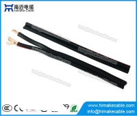 China PVC overhead cable Parallel Webbed Figure 8 Cable 0.6/1KV factory