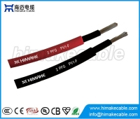 China Single-Core Solar Kabel 2 PfG PV1-F 0,6/1KV-Fabrik
