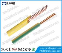 China Top class quality copper electric cable NYA made in China factory