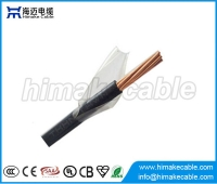 China O nylon isolado PVC do condutor do UL 600V isolou o cabo bonde sheathed nylon TFFN TFN fábrica