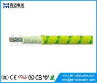 China UL3071 Silicone Fiberglass Braid Wire AWM 3071 factory