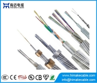 Кита high quality aerial self-supporting OPGW cable завод