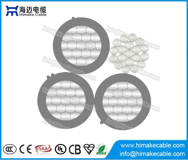 Overhead Cable Abc Aerial Bounded Cable Quadruplex Service