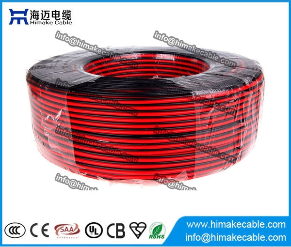 Pvc Insulated Cable Constrution : Pvc insulated flexible parallel electrical wire cable