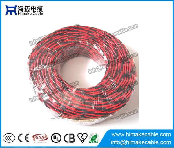 PVC insulated Flexible Twisted Electrical Wire/Cable 300/300V (soft ...